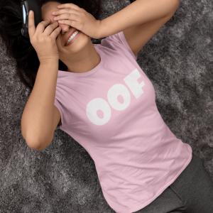 Womens Oof T-Shirt