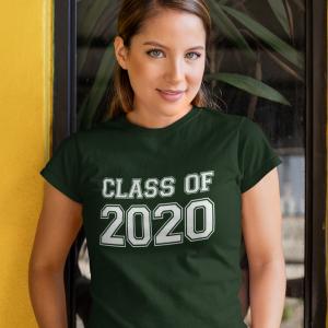 Womens Class of 2020 T-Shirt