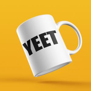 Mug YEET! Gift Mug