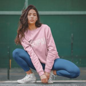 Senpai Unisex Adult Sweatshirt