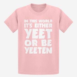 Kids Yeet or by Yeeten T-Shirt