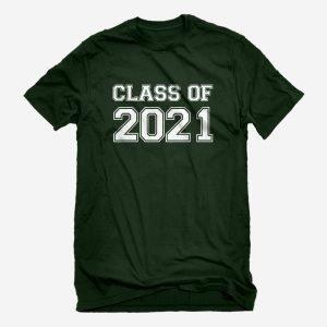 Unisex Class of 2021 T-Shirt